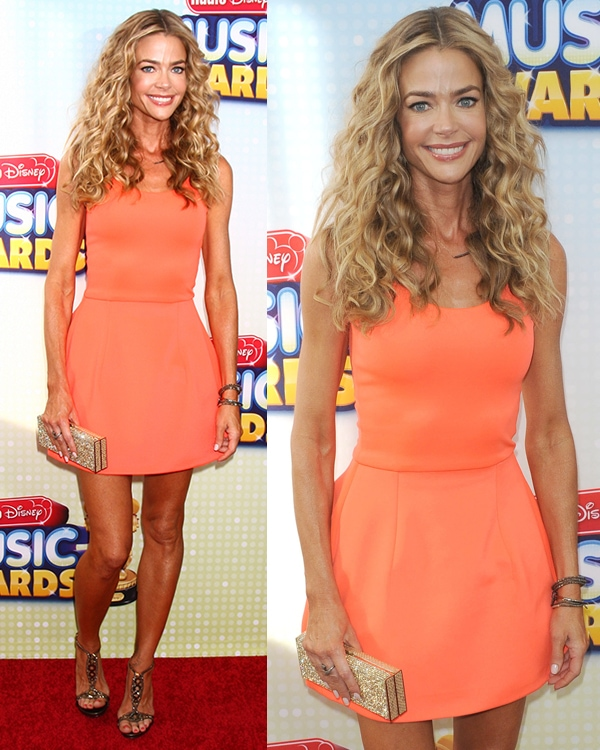 Denise Richards at the Radio Disney Music Awards 2013 at the Nokia Theater on April 27, 2013