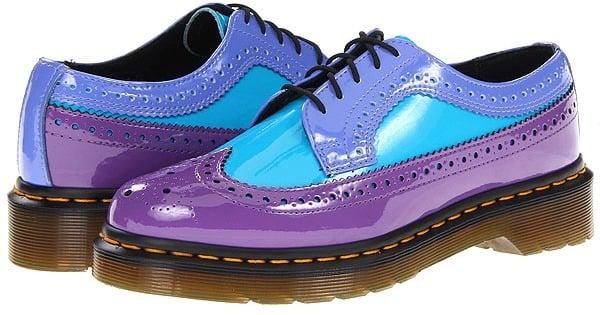 "Dr. Martens ""3989"" Brogue Shoes"