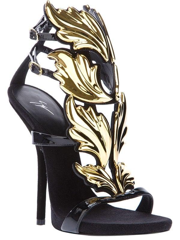 Giuseppe Zanotti Firewings Sandals
