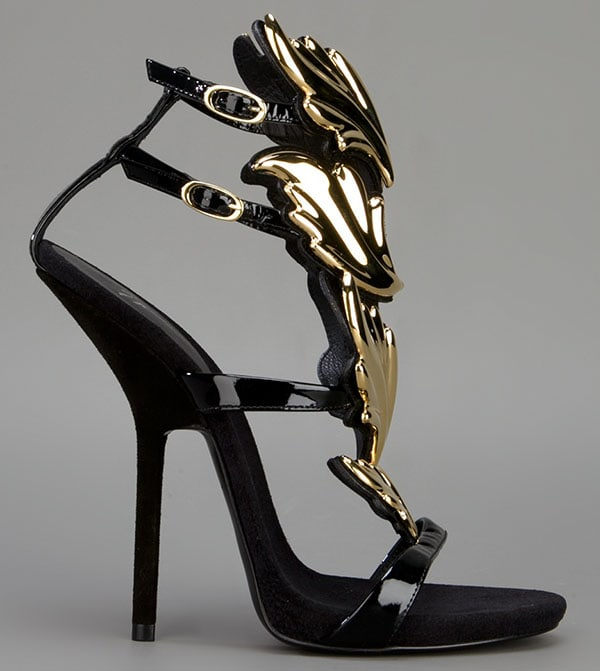 Giuseppe Zanotti Firewings Sandals1