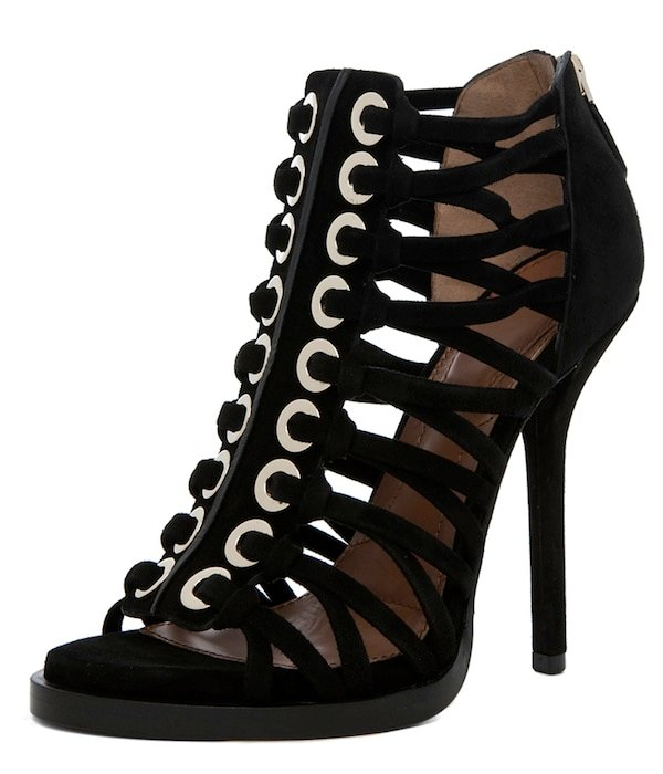 Givenchy Zenaide Cage Sandals