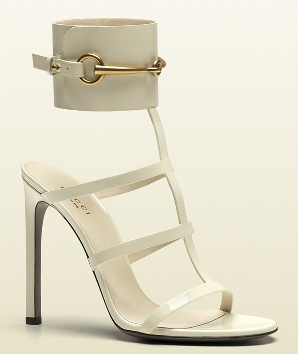 Gucci Ursula High-Heel Sandals
