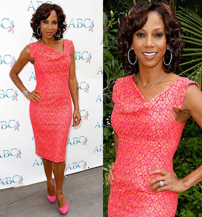 Holly-Robinson-ABC-Mother's-Day-Luncheon