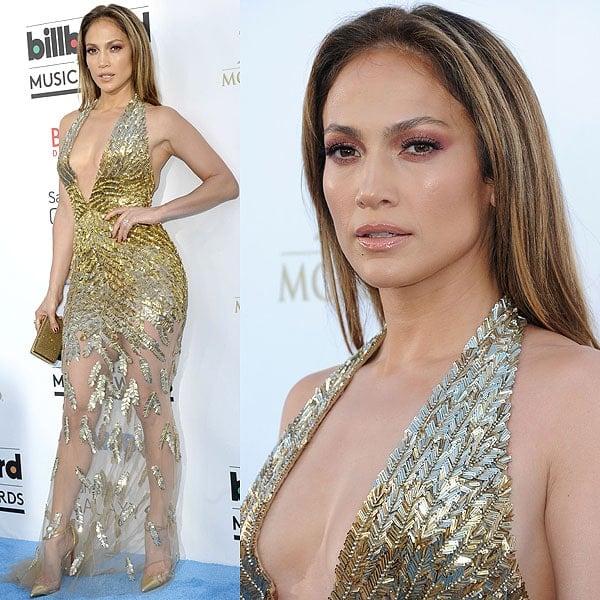 Jennifer Lopez 2013 Billboard Music Awards