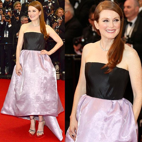 Julianne Moore 66th Cannes Film Festival