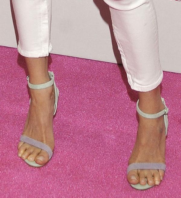 Kristin Cavallari promotes 'Chinese Laundry By Kristin Cavallari' shoes at Dillards inside the Fashion Show Mall Las Vegas