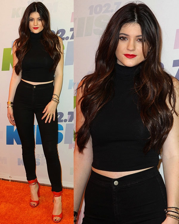 Kylie Jenner at the 2013 Wango Tango presented by 102 7 KIIS FM on May 11, 2013