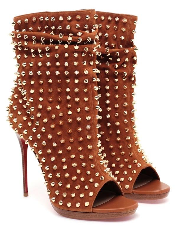 Christian Louboutin Guerilla Boots