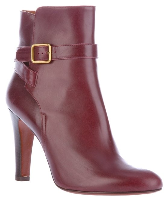 MICHEL VIVIEN strap boot