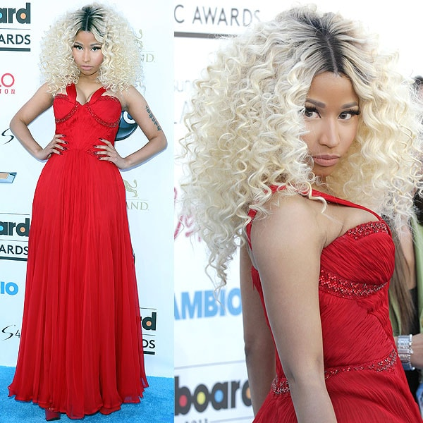 Nicki Minaj 2013 Billboard Music Awards