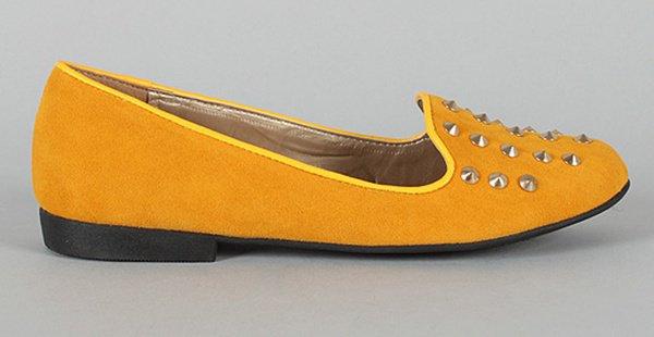 Promise Zadina Studded Spike Loafer