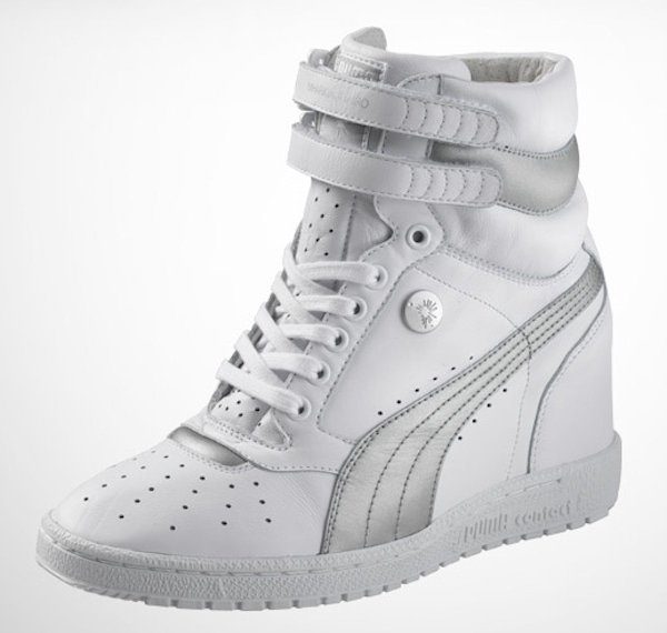 Puma White MY66