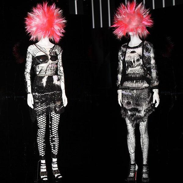 """Punk: Chaos to Couture"" exhibit sneak peek"