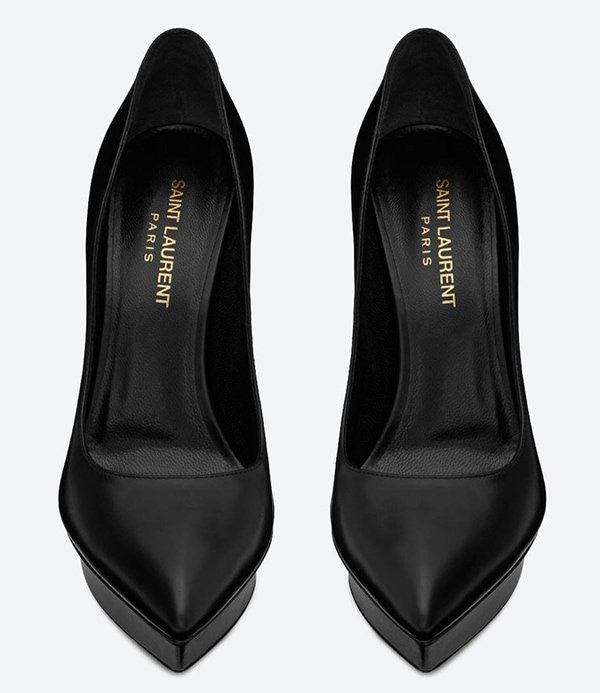 Saint Laurent Janis Clous Escarpin pumps