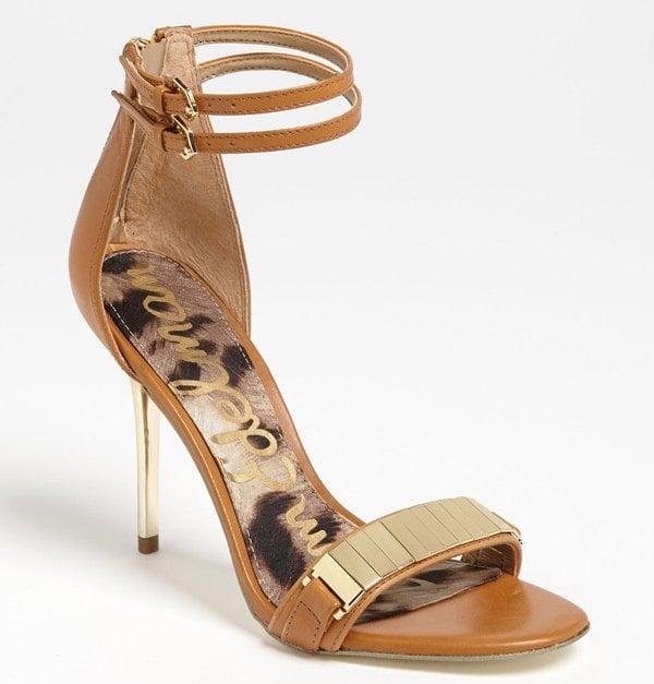"""Sam Edelman """"Allie"""" Sandals in Camel"""