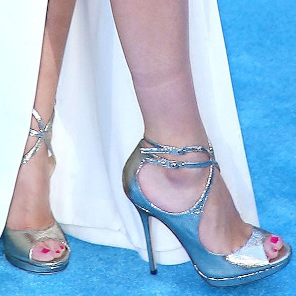 Selena Gomez shoes 2013 Billboard Music Awards