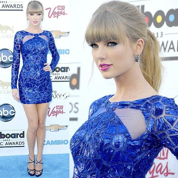 Taylor Swift 2013 Billboard Music Awards
