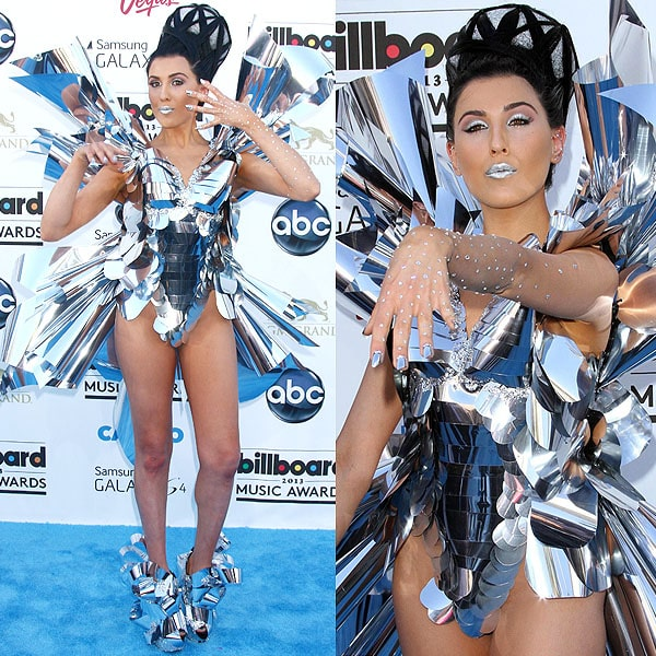 Z LaLa 2013 Billboard Music Awards
