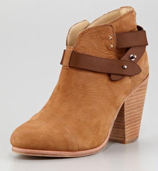 "Rag & Bone ""Harrow"" Boots in Brown"