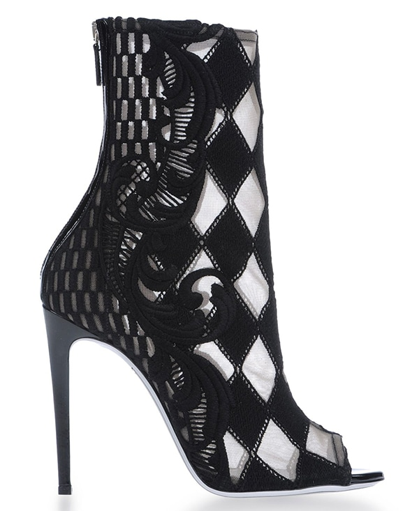 Balmain Ankle Boots2