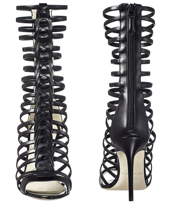 Brian Atwood Isabeli Gladiator Sandals