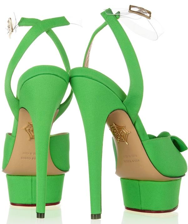 "Charlotte Olympia ""Serena"" Sandals"