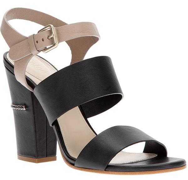 Chloe Groove Sandals