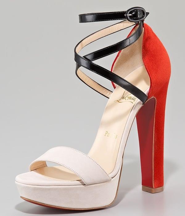 "Christian Louboutin ""Summerissima"" Sandals"