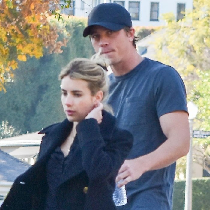 Emma Roberts and Garrett Hedlund have been dating since March 2019