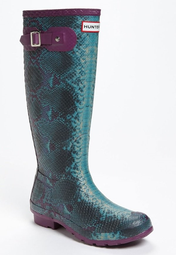 Hunter 'Carnaby' Rain Boot