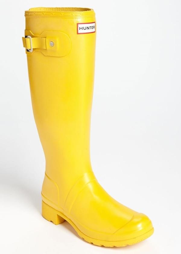 Hunter Packable 'Tour' Rain Boot