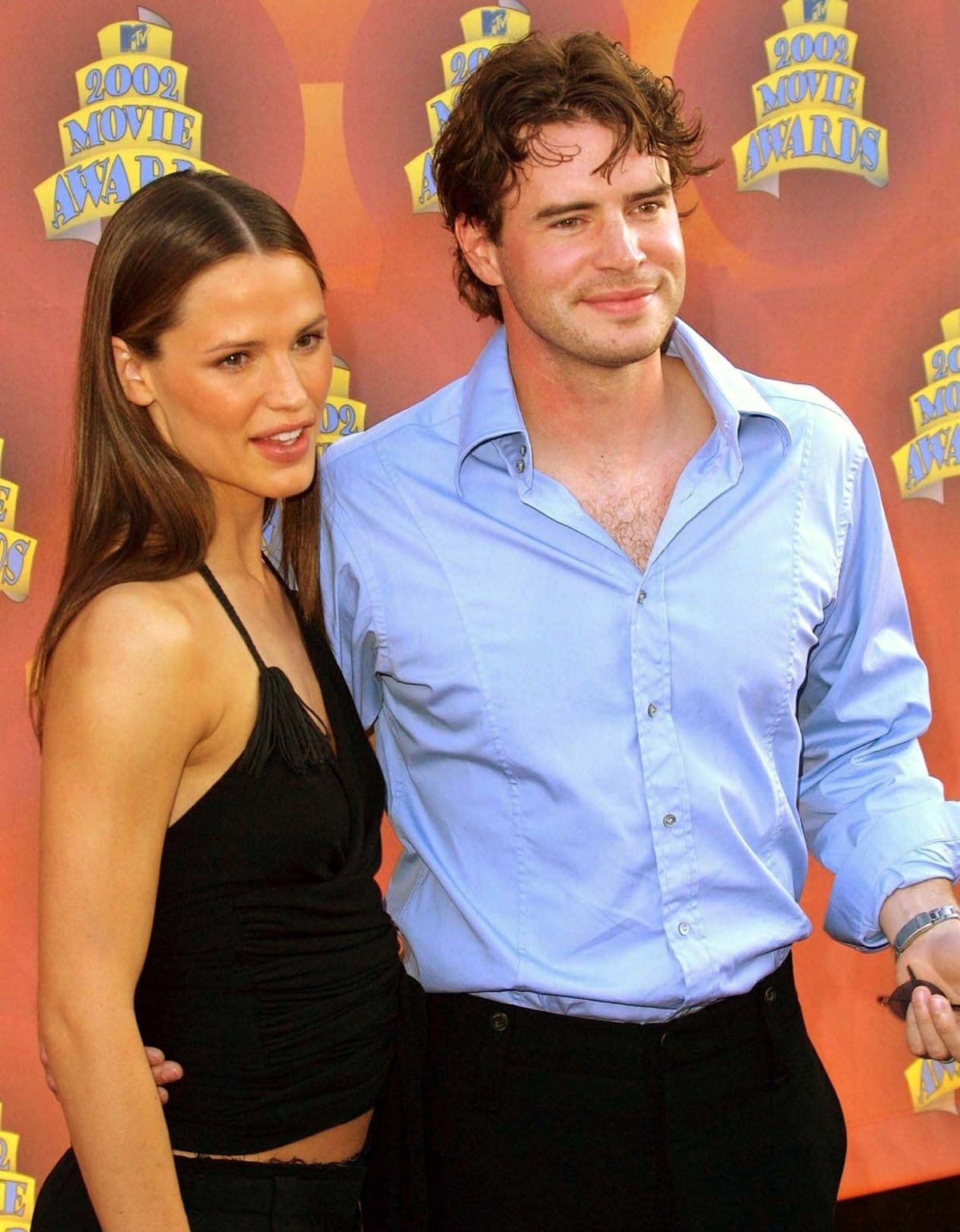 Jennifer Garner and Scott Foley married in 2000 and separated in 2003