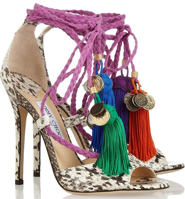 "Jimmy Choo ""Dream"" Sandals"