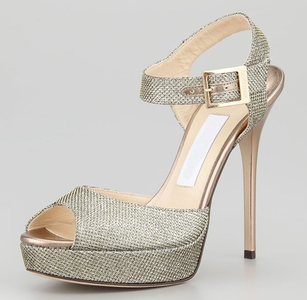 "Jimmy Choo ""Linda"" Sandals"