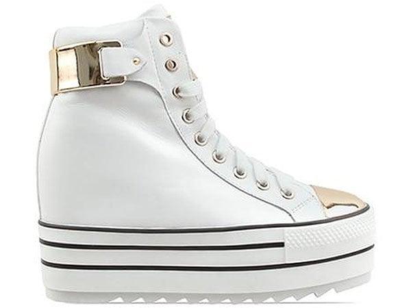 """Kobe Husk """"Bournster"""" Sneakers"""