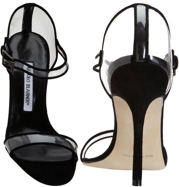 Manolo Blahnik Fersen Sandals2