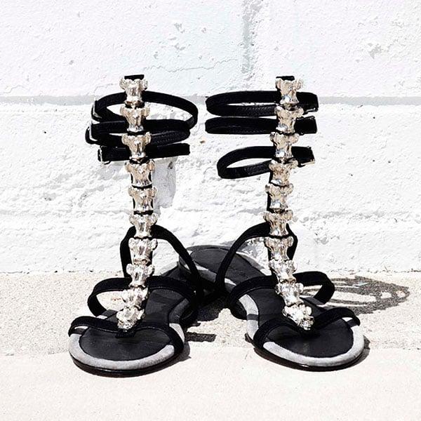 Mara and Mine Sophie Spine Sandals