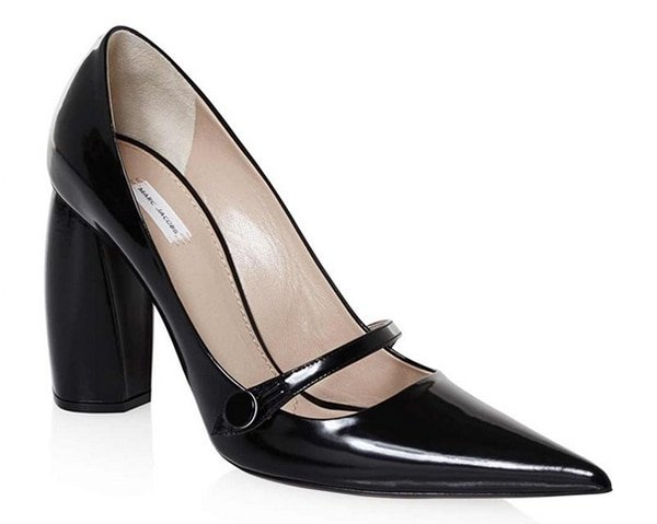 Marc Jacobs Mary Jane Pumps Black