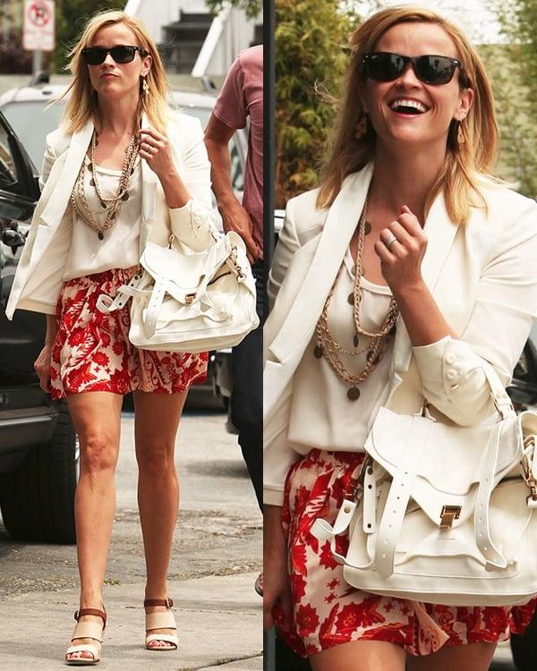 Reese Witherspoon Malibu