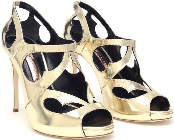 "Rupert Sanderson ""Mion"" Sandals"