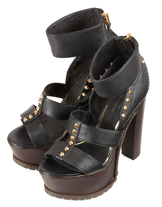 Topshop Plague Sandals