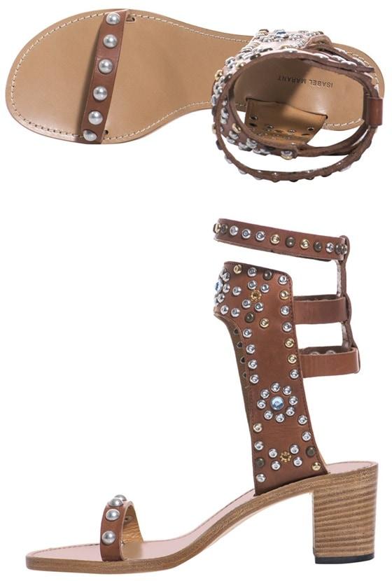 isabel marant caroll elvis sandals 3