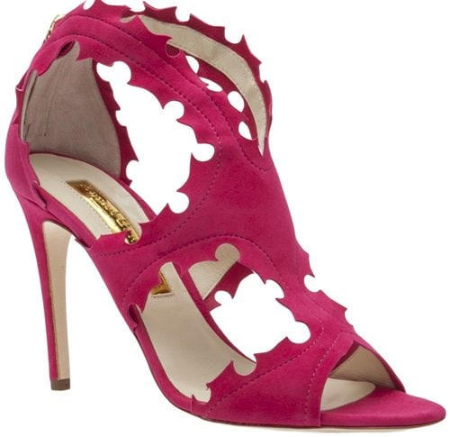 Rupert Sanderson 'Floria' Sandals in Pink