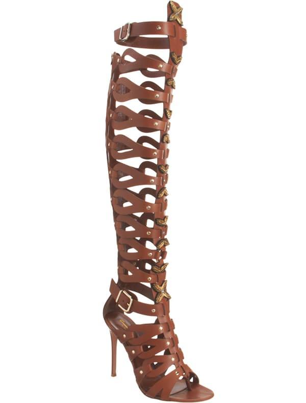 Altuzarra Knee High Gladiator Sandals
