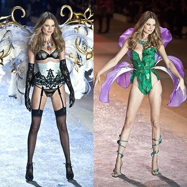 Behati Prinsloo 2012 Victorias Secret Fashion Show