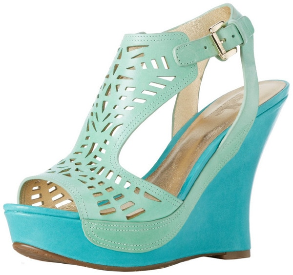 Belle by Sigerson Morrison Babita Wedge Sandal