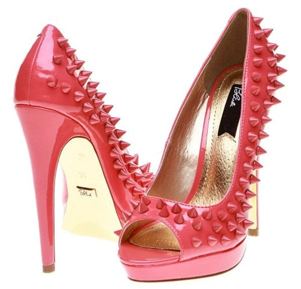 Blink Spiked Pumps
