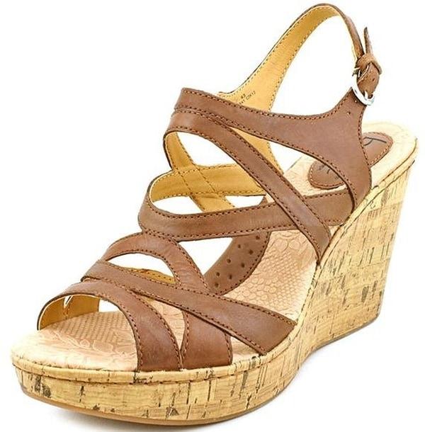 Brygida strappy high wedge Sandals