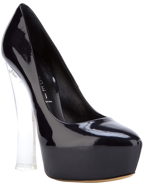 Casadei Block Heel Pumps