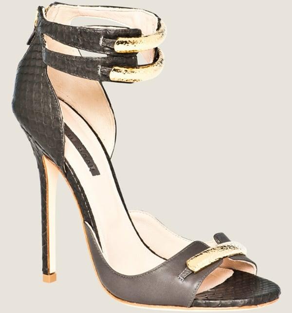 Elie Saab Spring 2013 Sandals2